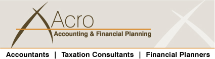 Acro Accounting  Financial Planning - Gold Coast Accountants