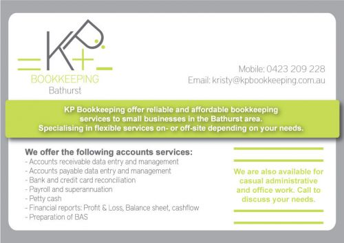 KP Bookkeeping - Gold Coast Accountants