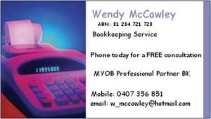 Wendy Mccawley - Gold Coast Accountants