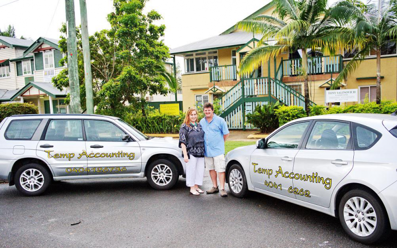 Temp Accounting  Admin - Gold Coast Accountants