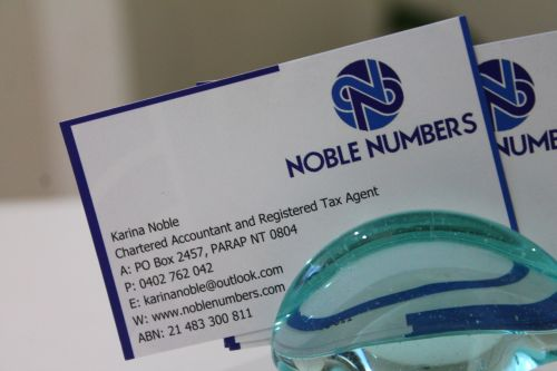 Noble Numbers - Gold Coast Accountants